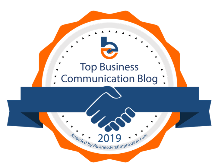 Top Business Communication Blog 2019